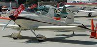 N33RV @ KCMA - Camarillo Airshow 2008