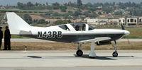 N43PB @ KCMA - Camarillo airshow 2007