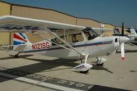 N121SG @ KCMA - Camarillo airshow 2007