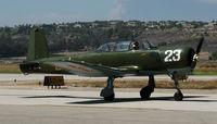 N147M @ KCMA - Camarillo airshow 2007