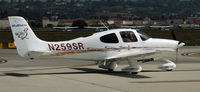N259SR @ KCMA - Camarillo airshow 2007