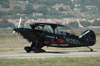 N260GR @ KCMA - Camarillo Airshow 2006