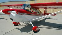 N335DS @ KCMA - Camarillo airshow 2007