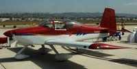 N358PS @ KCMA - Camarillo airshow 2007