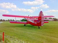 D-FKMB @ EDLG - Antonov AN-2 - by fatoli