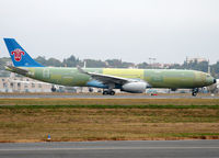 F-WWYK @ LFBO - C/n 964 - For China Southern Airlines - by Shunn311