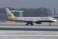 G-MONK @ SZG - Monarch Airlines Boeing 757-200 - by Thomas Ramgraber-VAP