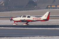 N1003P @ SZG - Cessna Aircraft Corp. Cessna 400 - by Thomas Ramgraber-VAP