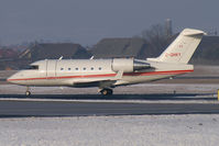 C-GHKY @ SZG - Husky Canadair CL600 Challenger - by Thomas Ramgraber-VAP