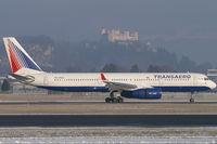 RA-64509 @ SZG - Transaero Airlines Tupolev 214 - by Thomas Ramgraber-VAP