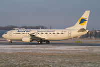 UR-VVJ @ SZG - AeroSvit Airlines Boeing 737-400 - by Thomas Ramgraber-VAP
