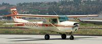 N696NS @ KCMA - Camarillo Airshow 2008