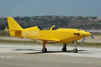 N724DC @ KCMA - Camarillo Airshow 2006
