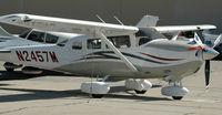 N2457M @ KCMA - Camarillo airshow 2007