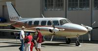 N4107Q @ KCMA - Camarillo airshow 2007