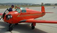 N4155 @ KCMA - Camarillo airshow 2007