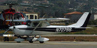 N7279S @ KCMA - Camarillo airshow 2007