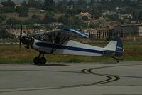 N7471D @ KCMA - Camarillo airshow 2007