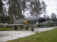 41 @ ESPA - SWAF , Lulea AFB , museum - by Henk Geerlings