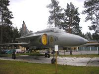 37362 @ ESPA - Lulea AFB, museum - by Henk Geerlings