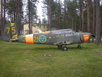 50059 @ ESPA - Lulea AFB F21 Norbotten wing, SWAF museum - by Henk Geerlings