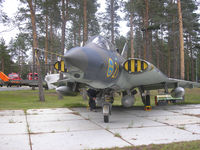 35952 @ ESPA - Lulea AFB museum , SWAF - by Henk Geerlings