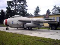 29937 @ ESPA - Lulea AFB F21 Norbotten wing, SWAF museum - by Henk Geerlings