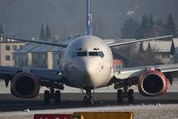 LN-RPL @ SZG - Boeing 737-883 - by Juergen Postl