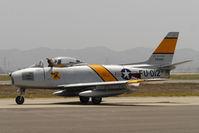 N186AM @ KCNO - Chino Airshow 2007