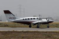N421AX @ KCNO - Camarillo airshow 2007