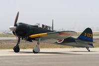 N712Z @ KCNO - Chino Airshow 2007