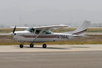 N756AL @ KCNO - Chino Airshow 2007 - by Todd Royer