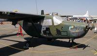 N829AF @ KCNO - Chino Airshow 2008