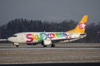 VP-BOT @ SZG - Boeing 737-341