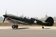 N85104 @ KCNO - Chino Airshow 2007