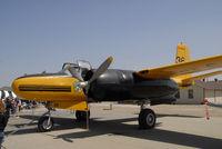 C-FAGO @ KMIT - Shafter Airshow 2008