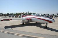 N50DG @ KMIT - Shafter Airshow 2008