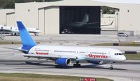 C-FULD @ KFLL - Boeing 757-200 - by Mark Pasqualino