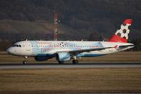 OE-LBU @ VIE - Airbus A320-214