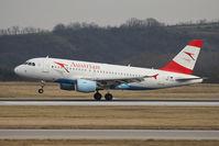 OE-LDC @ VIE - Airbus A319-112