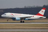 OE-LDF @ VIE - Airbus A319-112