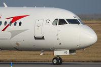 OE-LVD @ VIE - Fokker 100
