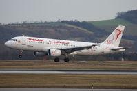 TS-IMD @ VIE - Airbus A320-211