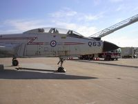 101063 - Canadian Armed Forces Voodoo at Shearwater Air Show (Nova Scotia) Normally in storage at Shearwater Aviation Museum. Delivered to USAF as 57-0442, then delivered to Canadian Armed Forces as 101063 - by YHZAirplaneSpotter