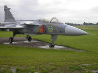 39113 @ MUSEUM - Malmen , Swedish Air Force Museum, Linkoping - by Henk Geerlings