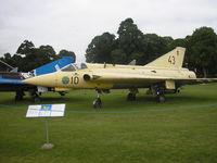 35541 @ MUSEUM - Malmen , Swedish Air Force Museum, Linkoping - by Henk Geerlings