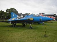 35540 @ MUSEUM - Malmen , Swedish Air Force Museum, Linkoping - by Henk Geerlings