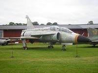 37800 @ MUSEUM - Trainer , Malmen , Swedish Air Force Museum, Linkoping - by Henk Geerlings