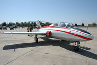 N129SH @ KMIT - Shafter Airshow 2008