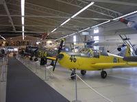 50046 @ MUSEUM - Malmen , Swedish Air Force Museum, Linkoping - by Henk Geerlings